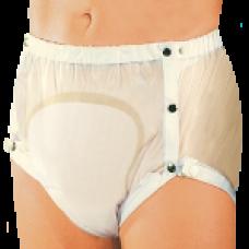 PVC Underwear - Button Up - Suprima 1252